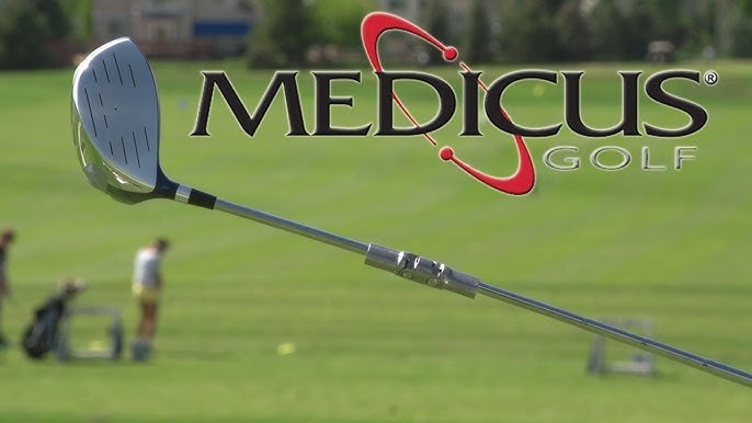 Golfing With a Medicus 5 Iron